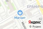 Схема проезда до компании Ваш налоговый консультант в Перми
