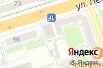Схема проезда до компании АКБ Пробизнесбанк в Перми