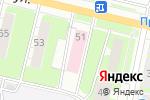 Схема проезда до компании Отдел военного комиссариата Пермского края по Индустриальному и Дзержинскому районам в Перми