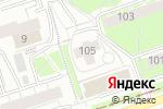 Схема проезда до компании HINT coffee в Перми