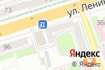 Схема проезда до компании Центральный в Перми