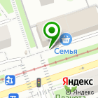 Местоположение компании АБВ