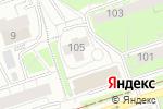 Схема проезда до компании Стрелец в Перми