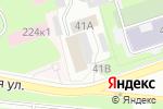 Схема проезда до компании Министерство общественной безопасности Пермского края в Перми