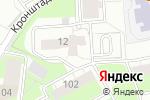 Схема проезда до компании Львенок в Перми