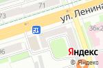 Схема проезда до компании Butterfly в Перми