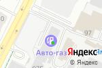 Схема проезда до компании Оберегъ в Перми