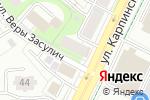 Схема проезда до компании mebelGroup в Перми
