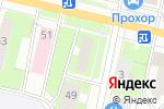 Схема проезда до компании Топтыжка в Перми