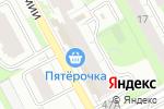 Схема проезда до компании Добрыня в Перми