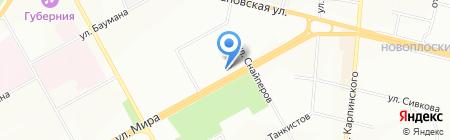 Mon Amour на карте Перми