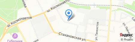Олтранс на карте Перми