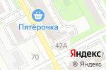 Схема проезда до компании Мастерская по ремонту часов в Перми