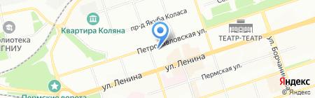 LAK studio на карте Перми