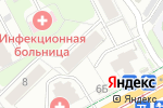 Схема проезда до компании РоЗ в Перми
