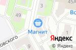 Схема проезда до компании DLN в Перми
