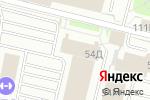 Схема проезда до компании ПРОГНОЗ в Перми