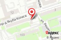 Схема проезда до компании Тополь-Макс в Перми