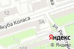 Схема проезда до компании Капля в Перми