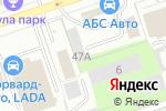 Схема проезда до компании Mr.Cap в Перми