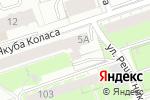 Схема проезда до компании Web-студия Дёмшина Ильи в Перми