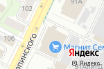 Схема проезда до компании Платежный терминал в Перми