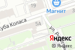 Схема проезда до компании Студия Козича в Перми