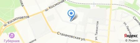 Гламур на карте Перми