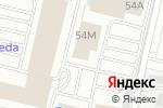 Схема проезда до компании ЭКОСЕРВИС в Перми