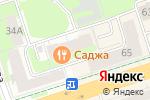 Схема проезда до компании Пельменная №3 в Перми