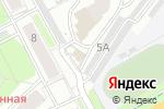 Схема проезда до компании Региональные проекты в Перми