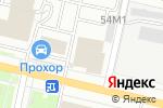 Схема проезда до компании Типография Спецпечать в Перми