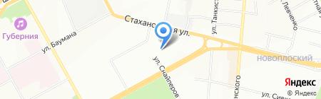 ИНТО ЛТД на карте Перми