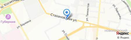 УралСтальПроект на карте Перми