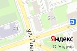 Схема проезда до компании Нанопротек-Пермь в Перми