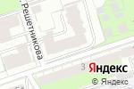 Схема проезда до компании Волшебная лавка в Перми