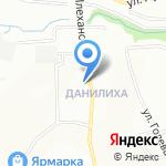 Fishka на карте Перми