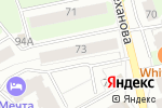Схема проезда до компании Fresh в Перми
