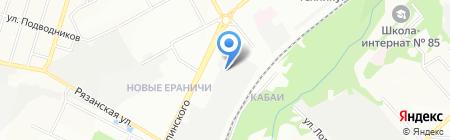 Энтерпрайз на карте Перми