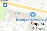 Схема проезда до компании Юнион Торг Маркет в Перми