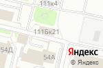 Схема проезда до компании Fast and shine в Перми
