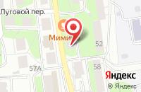 Схема проезда до компании Доска Объявлений в Перми