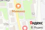 Схема проезда до компании Агентство Р в Перми
