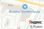 Схема проезда до компании Перекресток в Перми