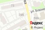 Схема проезда до компании TIDUS.RU в Перми