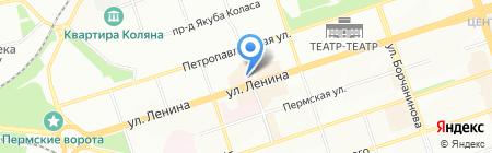 Перммедтехника на карте Перми