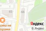 Схема проезда до компании Мясной Дом в Перми