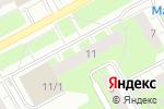 Схема проезда до компании Медицинская студия в Перми