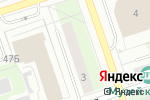 Схема проезда до компании Прамер в Перми