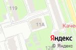 Схема проезда до компании Федерация Черлидинга Пермского края в Перми